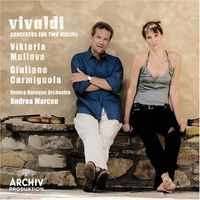 Viktoria Mullova - Double Concertos