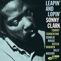 Sonny Clark - Leapin' And Lopin' [Vinyl]