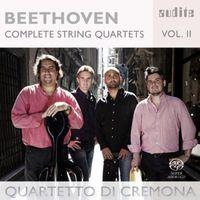 Quartetto di Cremona - Complete String Quartets 2