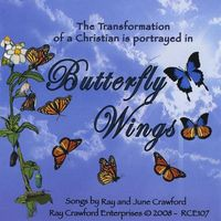 Ray Crawford - Butterfly Wings