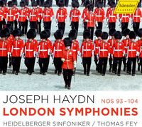 Haydn - London Symphonies