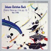 J.C. BACH - Piano Trios