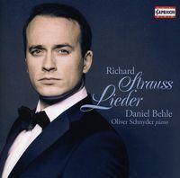 Daniel Behle - Strauss Lieder