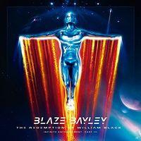 Blaze Bayley - Redemption Of William Black (Infinite Entanglement Part III)