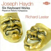 J. HAYDN - Six Keyboard Works