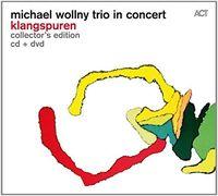 Michael Wollny - Klangspuren (In Concert) CD+DVD