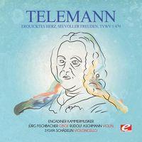 Telemann - Erquicktes Herz Sei Voller Freuden Tvwv 1:470