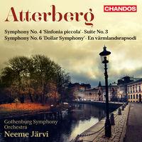 Neeme Järvi - Symphony No 4 Sinfonia Piccola (Hybr)