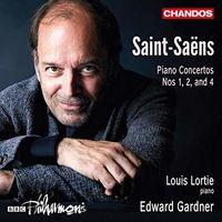 LOUIS LORTIE - Piano Concertos
