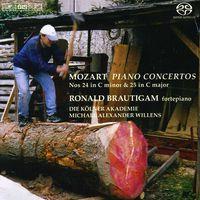 Ronald Brautigam - Piano Concertos