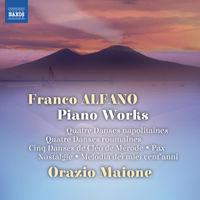 Alfano / Maione - Quatre Pieces 3 / Deux Pieces 5