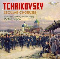P.I. Tchaikovsky - Secular Choruses