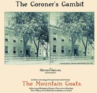 The Mountain Goats - Coroner's Gambit