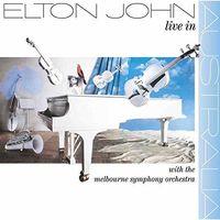 Elton John - Live In Australia With The Melbourne Symphony Orchestra [2LP]