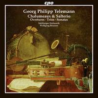 Wolfgang Brunner - Telemann: Chalumeaux & Salterio