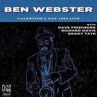 Ben Webster - Valentine's Day 1964 Live (Spa)
