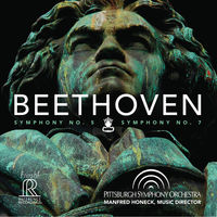 Pittsburgh Symphony Orchestra - Beethoven: Symphony Nos. 5 & 7