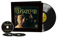 The Doors - The Doors [Deluxe 3CD/1LP Box Set]