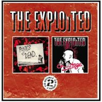 Exploited - Punk's Not Dead/On Stage [Import]