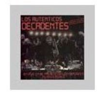 Los Autenticos Decadentes - Hecho En Vivo En El Palacio De Los Deportes-25 Ani [Import]
