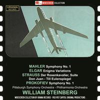 William Steinberg - Symphony No. 1 / Enigma Variations