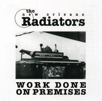 Radiators - Work Done on Premises