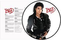 Michael Jackson - Bad [Picture Disc LP]
