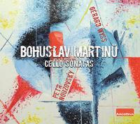 Petr Nouzovský - Cello Sonatas