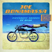 Joe Bonamassa - Different Shades Of Blue [Import]