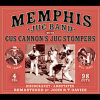 Memphis Jug Band - Gus Cannon's Jug Stompers