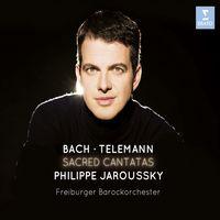 Philippe Jaroussky - Sacred Cantatas (W/Dvd) (Ita)