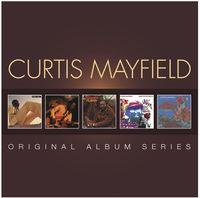 Curtis Mayfield - Original Album Series [Import]