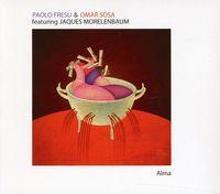 Omar Sosa - Alma