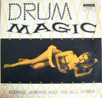 Plas Johnson - Drum Magic