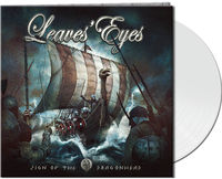Leaves' Eyes - Sign Of The Dragonhead [Limited Edition White LP]