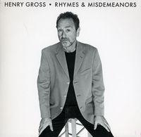 Henry Gross - Rhymes & Misdemeanors