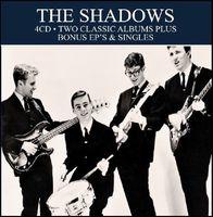 Shadows - 2 Classic Albums Plus Bonus Eps & Singles (Ger)