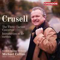 Michael Collins - Three Clarinet Concertos / Introduction (Hybr)