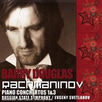 Barry Douglas - Piano Ctos 1 & 3