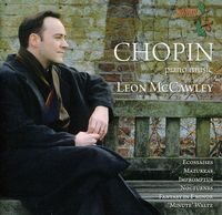 Leon McCawley - Piano Music (Jewl)