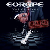 Europe - War Of Kings [Special Edition] [CD/DVD/BR/Photobook]