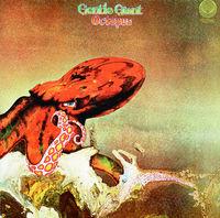Gentle Giant - Octopus (Uk)