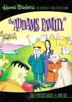 The Addams Family [Movie] - Addams Family: S1 (Animated) (4pc) / (Full Mono)