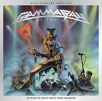 Gamma Ray - Lust For Live: 25th Anniversary