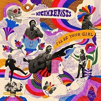 The Decemberists - I'll Be Your Girl [Cassette]