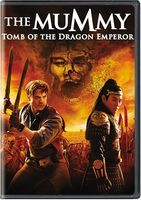 The Mummy [Movie] - The Mummy: Tomb of the Dragon Emperor