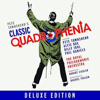 Pete Townshend - Classic Quadrophenia [Deluxe w/DVD]