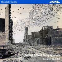 Kreutzer Quartet - Second & Third String Quartets
