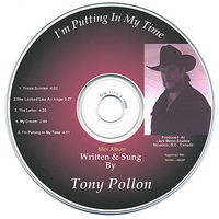 Tony Pollon - I'M Putting In My Time