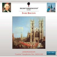 Ivor Bolton - Symphonies Nos 102 & 103